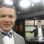 Next to last day for @GregDeeWeather . Its  #BowTieFriday on @KARK4News with @aaronnolannews  #ARNews http://t.co/u4NRMDL6Xp