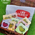 Morning OLOVERS time for a fab #FreebieFriday #competition! Follow & RT to #Win one of our #OLOVES hampers! #giveaway http://t.co/CKcO7raxFg