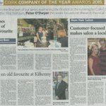Finalist in the Retail Category of Cork Company of the Year Announced in todays @irishexaminer @VodafoneIEbiz http://t.co/hiuxDD3G8e