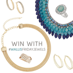 Its #WallisFridayJewels! Follow and RT for your chance to #win this gorgeous jewellery. Winner announced 02/02/15! http://t.co/WGucY6o7Ax