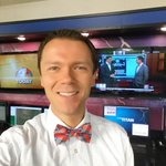 Bow ties for my last day with @aaronnolannews & @PatWalkerWX. #BowTieFriday http://t.co/dxZeAHM0kR