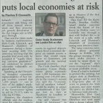 Front page of todays @irishexaminer - Chambers: Aer Lingus Sale puts local economies at risk http://t.co/dvW1DyCykb