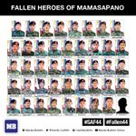 Death of 'Fallen 44' will not be in vain, PNoy says - Read: http://t.co/w8uMKfnhZT http://t.co/Whp37kOgx6