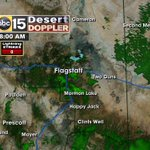 The Valley not the only spot getting rain. Views from Desert Doppler around the state #abc15wx #azwx #rain #Phoenix http://t.co/O4crlwRL5r