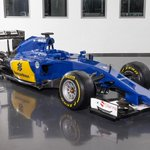 Blue is the colour! Congrats to our partners @SauberF1Team on the launch of their new car - the C34. #CFC34 http://t.co/uYjbW2awOb