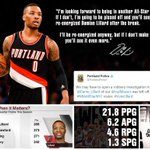 Portland Police may open up robbery investigation to explain @Dame_Lillard All-Star snub:  http://t.co/4FLwXge5rQ http://t.co/rIgrBWYRRV