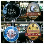 Heres todays delicious #Sussex #ales @LanghamBrewery @LaineBrewing http://t.co/MlMoEgyRUG