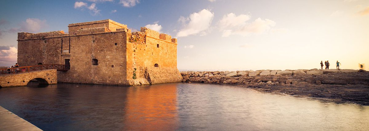 Fly Ryanair to Paphos from London (from £29.99) for a perfect lazy sun, sandfilled holiday