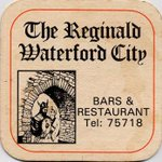 Retro or what?! Bit of history this! @TheRegWaterford @TimmyRyanpage #Waterford #history #beermat http://t.co/i84CSlDfEF