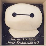 Wishing Male Technician #2 a happy birthday from #Baymax & the team @Disney_UK  #HappyBirthdayPhil @amazingphil http://t.co/IT8KMWhehs