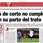 En nuestra edición impresa, la mejor y más amplia crónica del #SevillaFC-Espanyol. La afición cumplió, el equipo no. http://t.co/Ed0G905THn