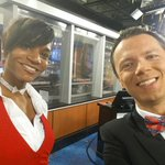 I need to step my #BowTieFriday game up! @niknikki86 wearing super classy bow tie earrings and bow tie necklace. http://t.co/5KIjHGRWTN