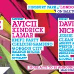 "Epic lineup this year! ""@WirelessFest: ! @Drake, @Avicii, @KendrickLamar, @DavidGuetta, @NickiMinaj & more #Wireless http://t.co/B1TDdki8v1"""