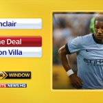 BREAKING: @AVFCOfficial sign Scott Sinclair on loan from @MCFC for rest of the season: http://t.co/BoN1gaCnrQ #SSNHQ http://t.co/VGzfbbIatr
