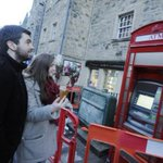 End of the phone-line as historic Royal Mile boxes transformed into cash machines: http://t.co/zYMMqi7xAy http://t.co/EaobtSSx4l