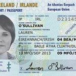 """@g1: Irlanda permitirá selfie em passaporte http://t.co/jTtzO1zbMM #G1 http://t.co/zakPxHDqCo"" tchau Brasil"