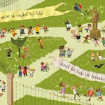 We are all born free – our human rights in pictures http://t.co/SVSWL3m7Ny via @GdnChildrensBks http://t.co/NDP3XrhmoL
