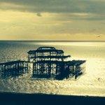 #today #viewpoint #Friday #West #Pier #Brighton #sea #seagull #londonislovinit http://t.co/wS6jkwAN9N