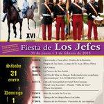 Este fin de semana no te pierdas la fiesta de Los Jefes, en Santo Domingo de Silos. #Burgos #SierradelaDemanda http://t.co/bZ8K68ytmN