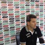 Técnico Argel fala sobre o início do Campeonato Catarinense. http://t.co/Zpbu7fubCC