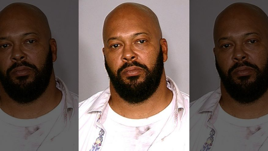 Rap mogul Suge Knight has been charged with murder in a California hit-and-run. http://t.co/dzXrWg4yWp http://t.co/9UxjuEhg5J
