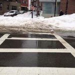 Yes, this is what is widely known as a crosswalk. @universalhub #leaptowork http://t.co/BpNv6ILoyh