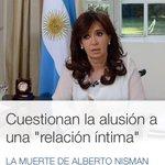 Señora #Kirchner #Argentina simplemente desagradable e irrespetuosa (espero a Fito Páez diciendo que le da ASCO) http://t.co/AxCTQgauOw
