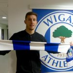 """""""Once Wigan showed an interest, I jumped at the chance."""" - Read more from @jpearce05 via http://t.co/K20GwOnpB9 #wafc http://t.co/q5u16wQ9zu"""