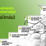 El PSOE rechaza los grados universitarios de 3 años aprobados hoy por decreto en el Consejo de Ministros. #NOal3mas2 http://t.co/PYdkj1KQ4b