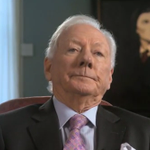 Gay Byrne does NOT look impressed with Stephen Fry talking about an evil God http://t.co/QfDAyFANPR http://t.co/LDzb5JQRid