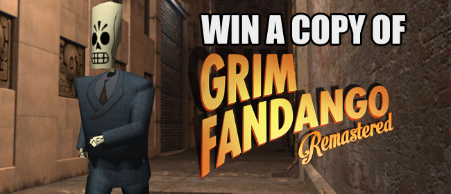 Fancy winning a copy of Grim Fandango Remastered? Find out how to enter the giveaway here http://t.co/njRBqubBtX http://t.co/zYA0sd8TGt