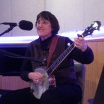Sally Potter is our #LiveMusicFriday guest today, talking about the Mid-Winter Singing Festival http://t.co/zpL30WD8Ca