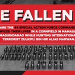 """""""@ANCALERTS: """"You will never be just a number."""" http://t.co/EHtWAYOXo2 #Fallen44 http://t.co/VIBZNXJvPR"""""""