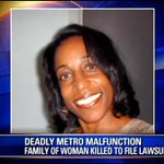 Relatives of woman who died in DC subway accident to sue http://t.co/P0qkqHuIrD http://t.co/76TEWfd21Y
