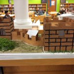 7th grade social studies students created The Great Wall of China! http://t.co/uzhfzk5pfB