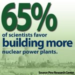 65% OF SCIENTISTS CANT BE WRONG: @PewResearch finds scientists support expansion of nuclear: http://t.co/bXWq47fVAP http://t.co/8d3TAQRueh