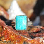 #Amazonite #Ring Set In Sterling #Silver http://t.co/KbYUsUPCD8 #jewelry # fashion #hippie #boho #style http://t.co/EG2h4a3wPR
