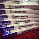 #FridayFreebies! Want to win 1 of these @EAMaddenNFL games? Do this:  1) RT this 2) Follow us  http://t.co/P5MfRTogxR http://t.co/XAzs43HTsx