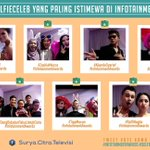 Vote Selfie Celeb Yang Paling Istimewa Di Infotainment Awards dengan Hastag #SelfieCeleb & #InfotainmentAwards http://t.co/uytajl0Mma