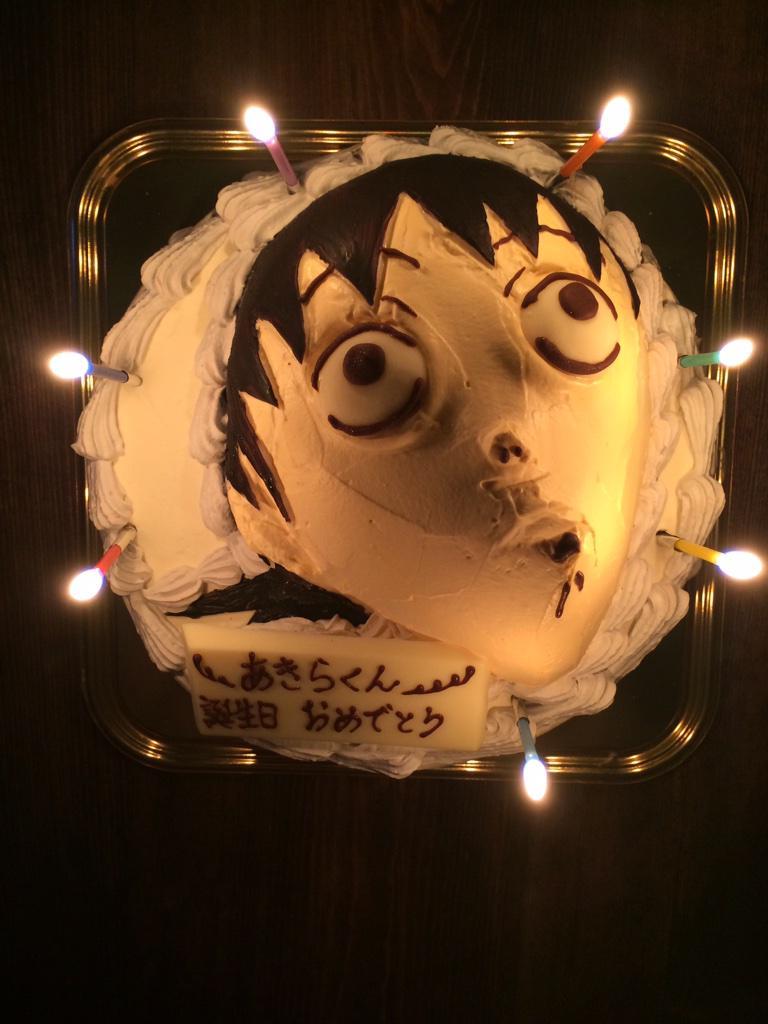 #御堂筋翔生誕祭2015 http://t.co/Z6rJ8aUB1s