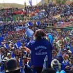 Candidata a l Municipio de Oruro ROSIO PIMENTEL se declara soldado del proceso de Cambio http://t.co/xWzpYoqCWy