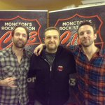 Big thanks to @thetrews for stopping by and playing the C103 Kitchen Party - @ScottyMars http://t.co/NxNCJczwaU