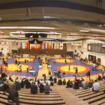 LIVE from the Dave Schultz Memorial International at the U.S. Olympic Training Center! #GoTeamUSA