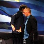 Als een beeld alles zegt...Grieks min.Financien @yanisvaroufakis en eurogroep-vz @J_Dijsselbloem  (via @DimAvdoulos ) http://t.co/xFB8iGFffa