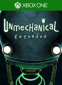 Today I'm giving away a code for Unmechanical Extended on Xbox One. Follow & RT by midnight to enter. #FanFriday http://t.co/3pMeaPnkMg