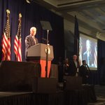 Vice President Joe Biden addressing us at the @HouseDemocrats Issues Conference #HouseDemsInPhilly http://t.co/xsDeVg728R