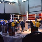 Countdown is on to our Lords of the Ring Boxing Show tonight! Its fair to say the room is looking pretty darn good. http://t.co/OvmnVeE05X