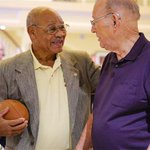 Today on @TODAYshow: @OurIndiana alumnus George Taliaferro reunited with high school rival. http://t.co/uSDY4jaLsE http://t.co/xMy4Tv5YQM
