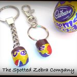 Creme Egg Keyrings (necklace also available) Perfect Easter gift! http://t.co/ES5TnAZ2oz #udobiz #kprs http://t.co/UWi6usCbYA