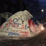 I think my jeep is under there MT @BostInno: #Patriots fans taking advantage of the #BOSnow -display their dedication http://t.co/hDCOSZgqNV